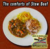 West-Indian Style-Stew Beef