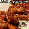 Caribbean Style Chicken Wings